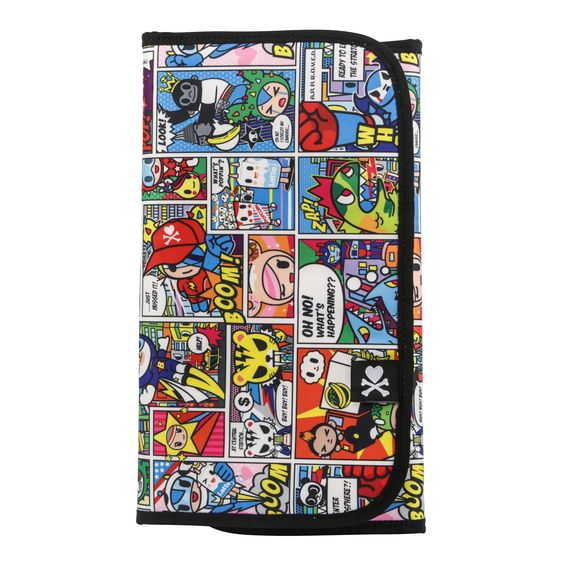 ju ju be changing pad- tokidoki super toki