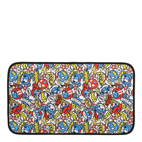 ju ju be Changing Pad - tokidoki super toki