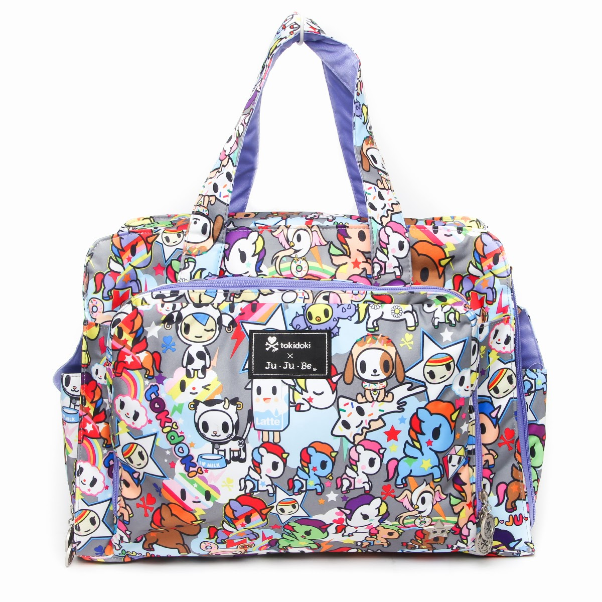 jujube diaper bag be prepared - toki unikiki