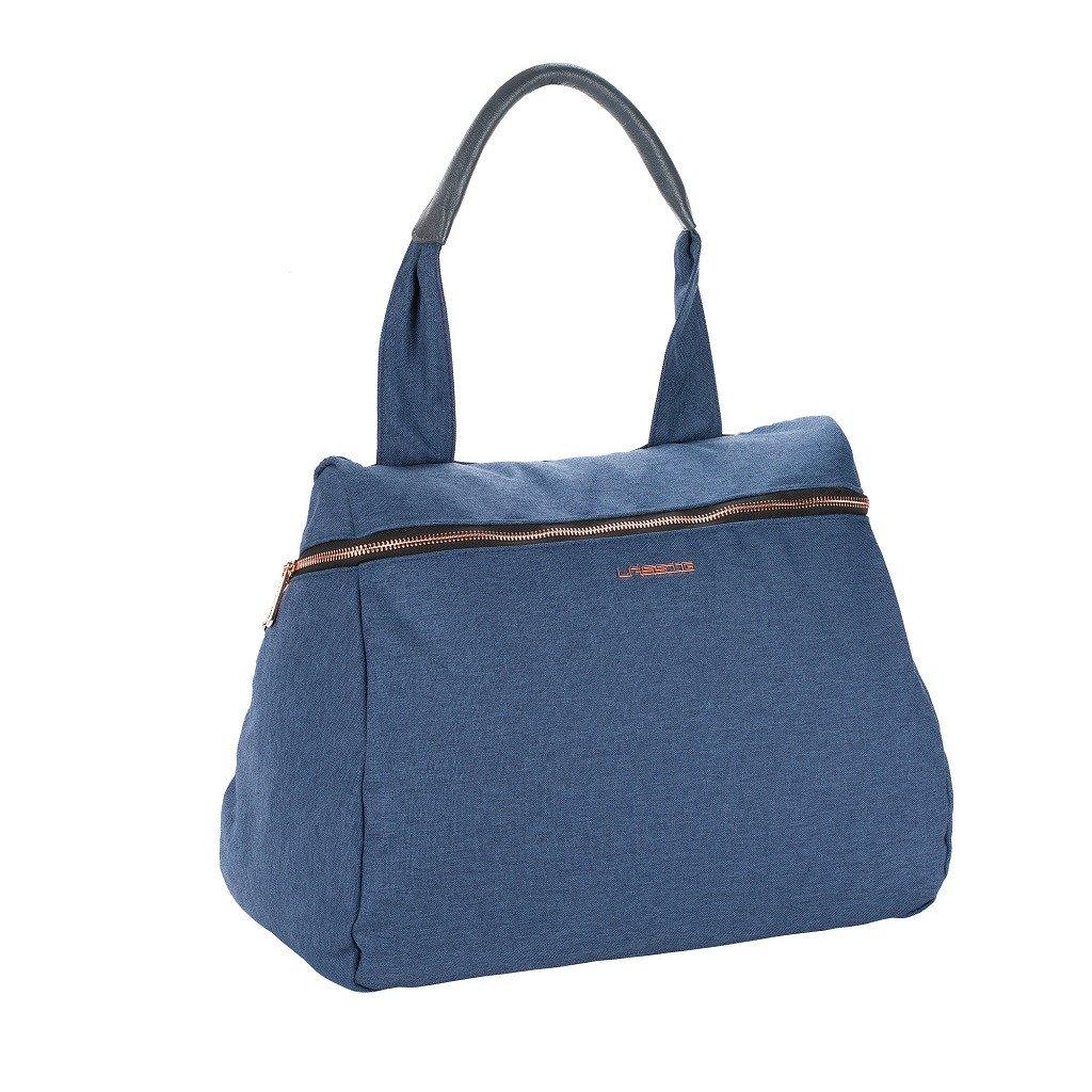 lassig glam diaper bag blue. Black Bedroom Furniture Sets. Home Design Ideas