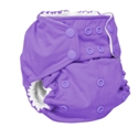 rumparooz cloth diaper - amethyst