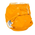 rumparooz cloth diaper - pumpkin