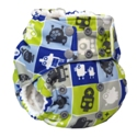 rumparooz cloth diaper - robotronic