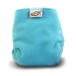 Sugar Peas Windpro Fleece Covers/Sugar Peas Windpro Fleece Cover - Aqua