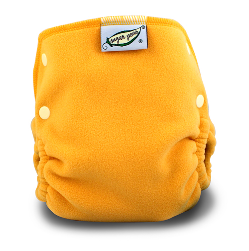 Sugar Peas Windpro Fleece Covers/Sugar Peas Windpro Fleece Cover - Butternut