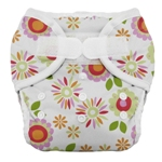 Thirsties Duo Cloth Diapers - alice brights