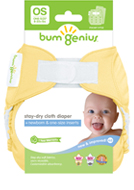 bumGenius 4.0 one size cloth diapers packaging