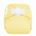 bumGenius 4.0 one size cloth diapers with hooks - butternut