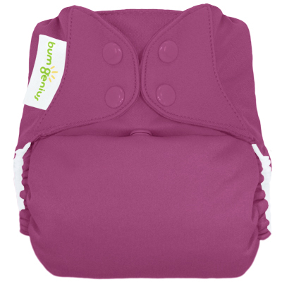 bumGenius 4.0 one size cloth diapers with snaps - dazzle