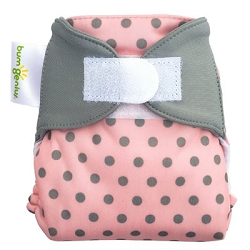 bumgenius 3.0 all in on cloth diaper - ballet