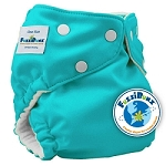 FuzziBunz One Size Elite Cloth Diaper - 2012 Version - Final Sale