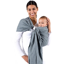 Beco Ring Sling Baby Carrier - Cloud