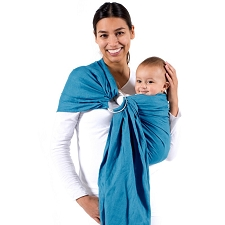 Beco Ring Sling Baby Carrier - Ocean