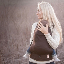 Beco Soleil Baby Carrier - Espresso