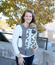 Boba 4G Baby Carrier - Vail