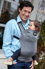 Boba Air Baby Carrier - Gray