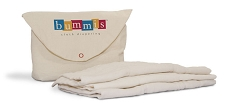 Bummis Organic Cotton Prefold Diapers - 6 Pack