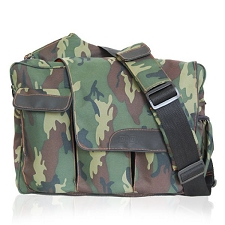 Diaper Dude Messenger II - Camo