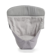 ERGObaby Easy Snug Infant Insert - Cool Air Mesh Grey