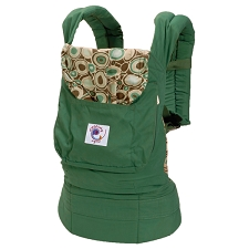 ERGObaby Organic Baby Carrier - Green River Rock