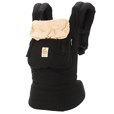 ERGObaby Original Baby Carrier - Black Camel