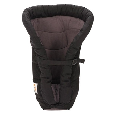 ERGObaby Performance Infant Insert - Black Charcoal