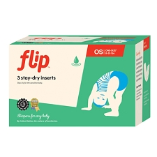Flip Stay Dry Inserts - 3 Pack