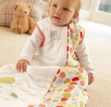 GroBag - Baby Sleeping Bag - Woodland Tales