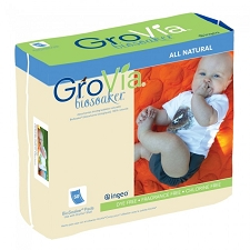GroVia BioSoaker 50 Count