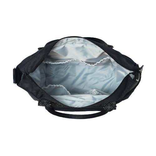 jj cole caprice diaper bag silver drop. Black Bedroom Furniture Sets. Home Design Ideas