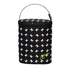JJ Cole Bottle Cooler - Silver Drop