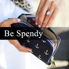 Be Spendy - Ju Ju Be