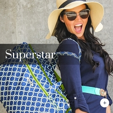 Superstar- Ju Ju Be Diaper Bags
