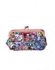 Tokidoki Kisslock Coin Purse - Roma Collection