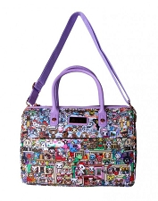Tokidoki Bowler Bag - Roma Collection