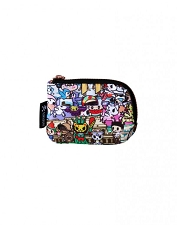 Tokidoki Zip Coin Purse - Roma Collection