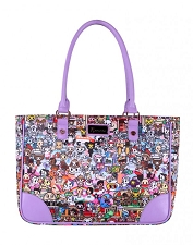Tokidoki Tote Bag - Roma Collection