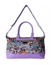 Tokidoki Weekender Bag - Roma Collection