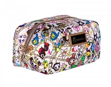 Tokidoki Cosmetic Case - Chained Love Collection