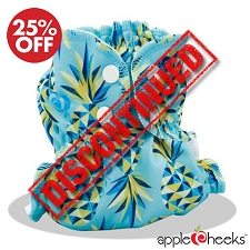 25% Off - AppleCheeks Diaper Covers - Discontinued Colors