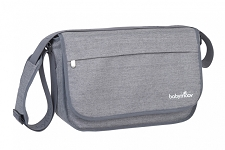 Babymoov Messenger Diaper Bag - Smokey