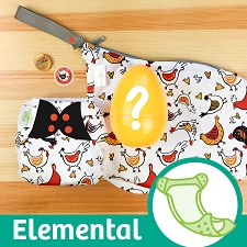 MONTH #5 - EGGcellent bumGenius Elemental Cloth Diaper Set - PRE-ORDER