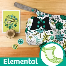 MONTH #3 - SUCcess bumGenius Elemental Cloth Diaper Set