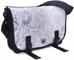 DadGear Messenger Diaper Bag - Ancient Argyle