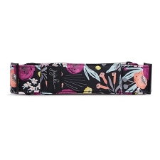 Ju Ju Be Messenger Bag Strap - Onyx The Black and Bloom