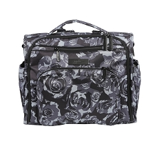 Ju Ju Be BFF Diaper Bag - Onyx The Black Petals