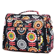 Ju Ju Be BFF Diaper Bag - Dancing Dahlias