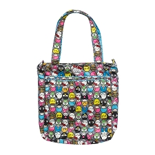 Ju Ju Be Be Light Diaper Bag - Hello Kitty Hello Friends