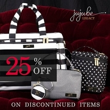 Ju Ju Be Sale - 25% Off on Discontinued Bags