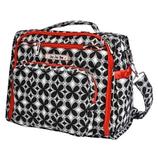 Ju Ju Be BFF Diaper Bag - Crimson Kaleidoscope